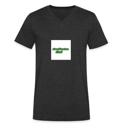 Losandkasren dhe - Männer Bio-T-Shirt mit V-Ausschnitt von Stanley & Stella