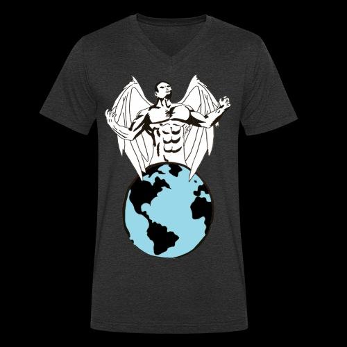 KSK angel - T-shirt bio col V Stanley & Stella Homme