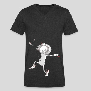 Schwingenzauber - Men's Organic V-Neck T-Shirt by Stanley & Stella