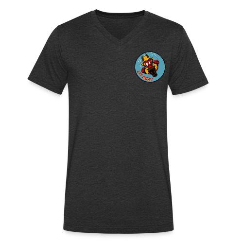 DCA-GREMLIN - T-shirt bio col V Stanley & Stella Homme