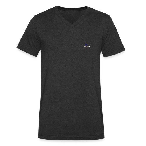 Pavillon - Männer Bio-T-Shirt mit V-Ausschnitt von Stanley & Stella
