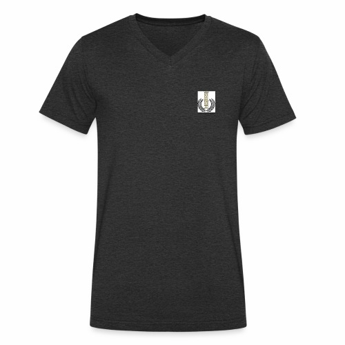 Hestersway - Men's Organic V-Neck T-Shirt by Stanley & Stella