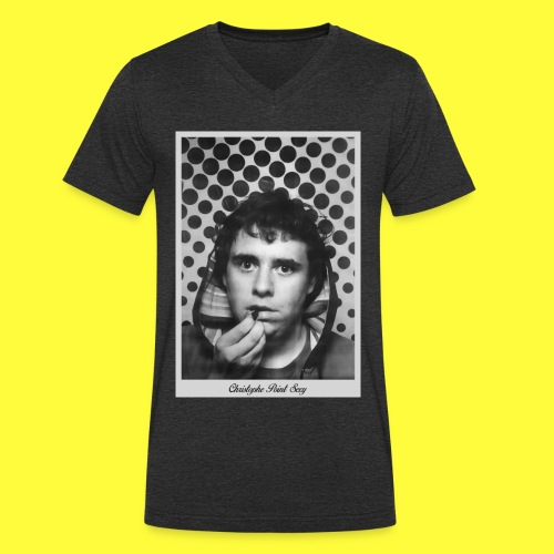 The Face - T-shirt bio col V Stanley & Stella Homme