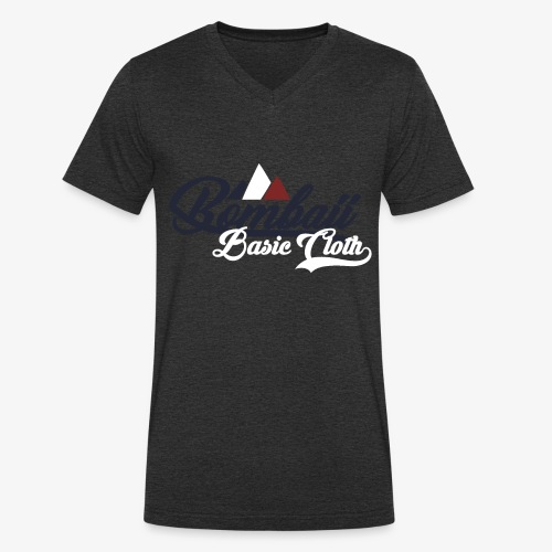 BomBaii French mountain - T-shirt bio col V Stanley & Stella Homme