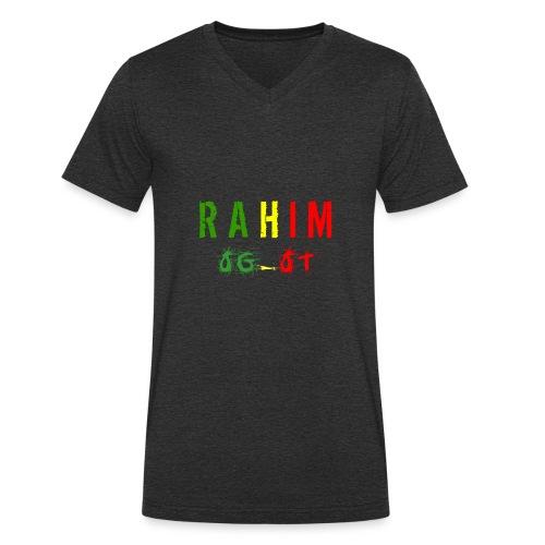 t-shirt design Rahim - T-shirt bio col V Stanley & Stella Homme