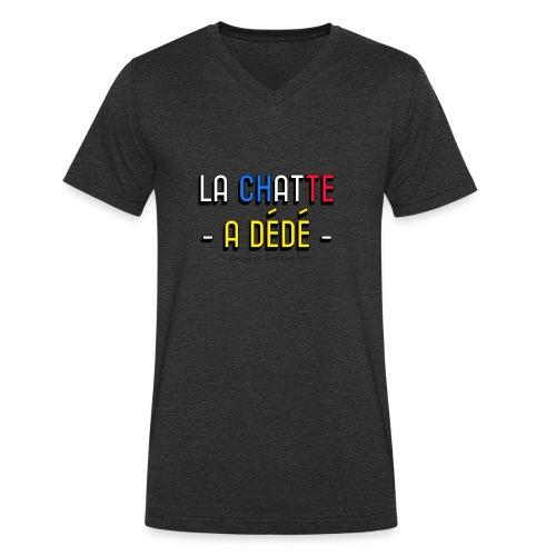 Didier - T-shirt bio col V Stanley & Stella Homme