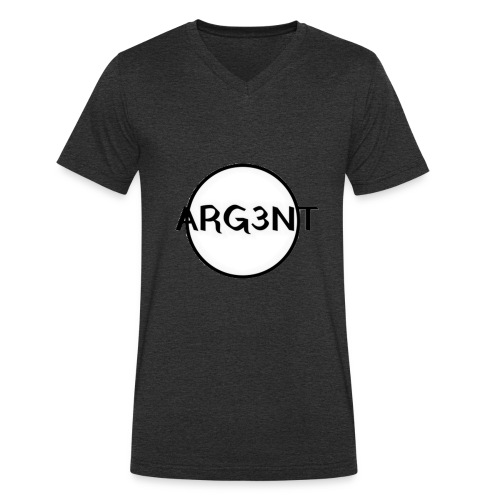 ARG3NT - T-shirt bio col V Stanley & Stella Homme