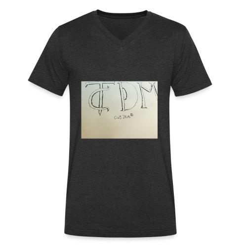 CT DM - Männer Bio-T-Shirt mit V-Ausschnitt von Stanley & Stella
