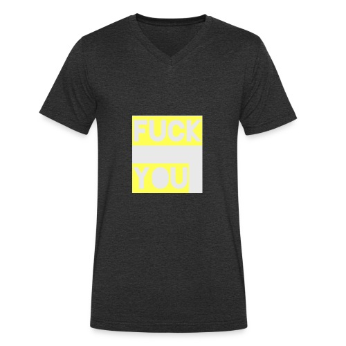 IMG 2784 - T-shirt ecologica da uomo con scollo a V di Stanley & Stella