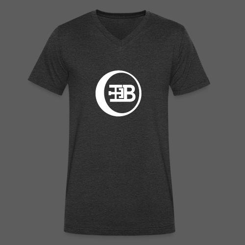 Logomakr_0QJqLc - Men's Organic V-Neck T-Shirt by Stanley & Stella