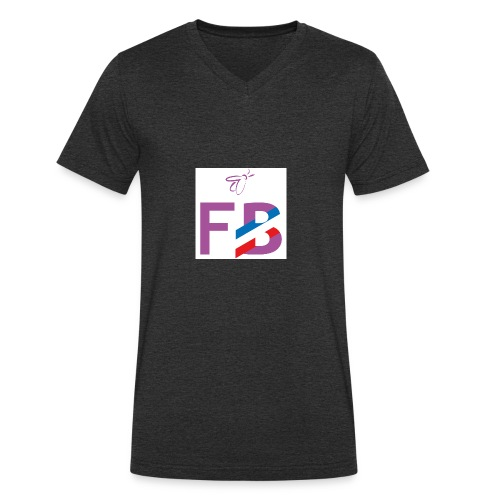 Logo FB Profil - T-shirt bio col V Stanley & Stella Homme