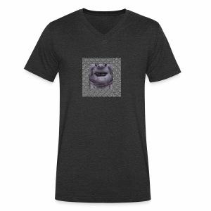chute - T-shirt bio col V Stanley & Stella Homme
