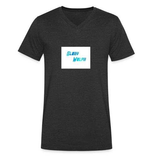 new Idea 138736715 - Men's Organic V-Neck T-Shirt by Stanley & Stella