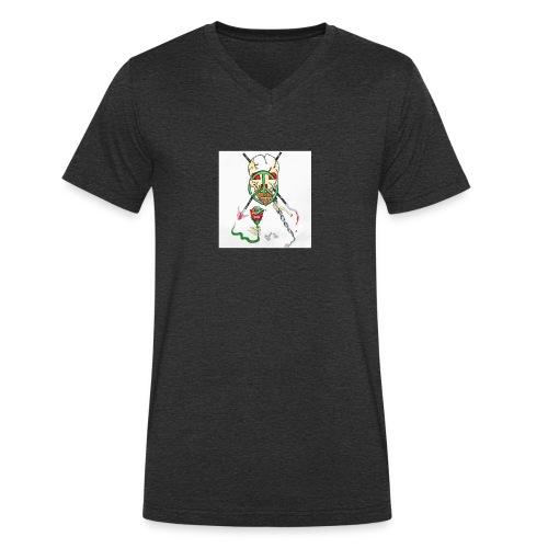 Styleprofile - Männer Bio-T-Shirt mit V-Ausschnitt von Stanley & Stella