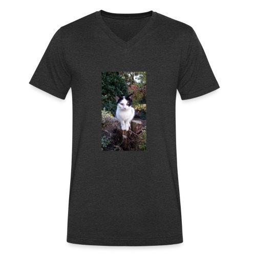 Timmi - Männer Bio-T-Shirt mit V-Ausschnitt von Stanley & Stella
