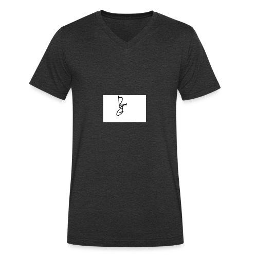 Rtg - Männer Bio-T-Shirt mit V-Ausschnitt von Stanley & Stella