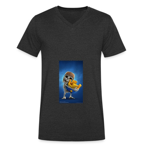 TheClashGamer t-shirt - Männer Bio-T-Shirt mit V-Ausschnitt von Stanley & Stella