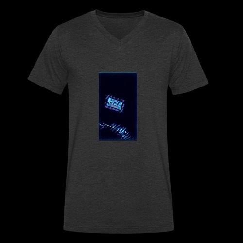 It's Electric - Men's Organic V-Neck T-Shirt by Stanley & Stella