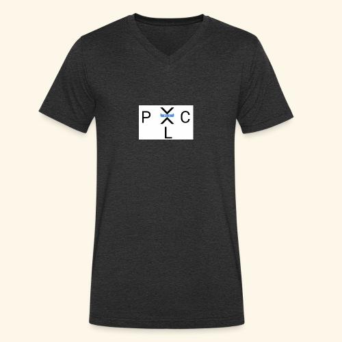 Desing5 - Männer Bio-T-Shirt mit V-Ausschnitt von Stanley & Stella