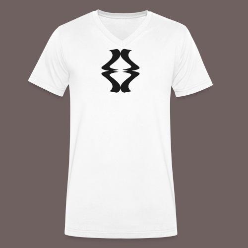 GBIGBO zjebeezjeboo - Rock - As de pique - T-shirt bio col V Stanley & Stella Homme