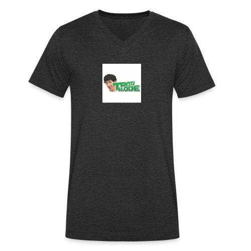 spillette - T-shirt ecologica da uomo con scollo a V di Stanley & Stella