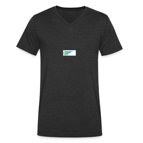images_-1--jpg - Økologisk Stanley & Stella T-shirt med V-udskæring til herrer