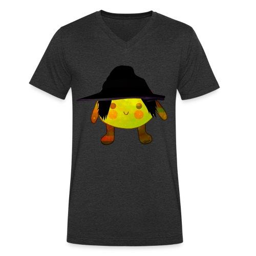 Suor Limón M - T-shirt ecologica da uomo con scollo a V di Stanley & Stella