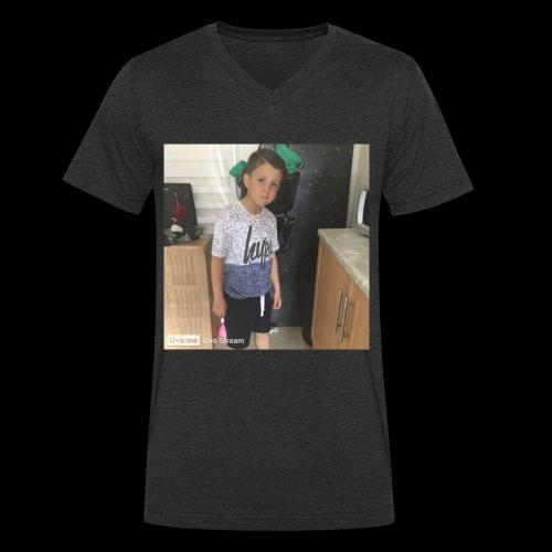 IMG 0463 - Men's Organic V-Neck T-Shirt by Stanley & Stella