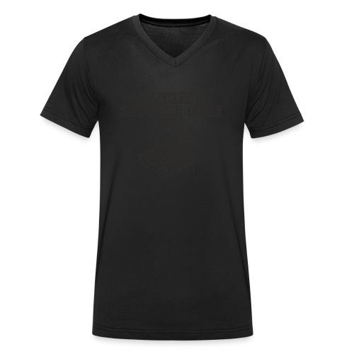 gainsday - Økologisk Stanley & Stella T-shirt med V-udskæring til herrer
