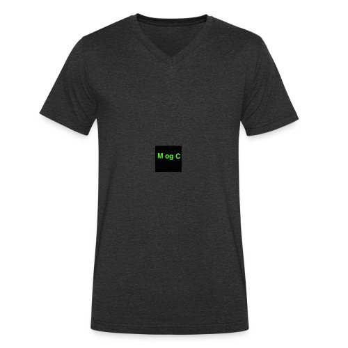 mogc - Økologisk Stanley & Stella T-shirt med V-udskæring til herrer