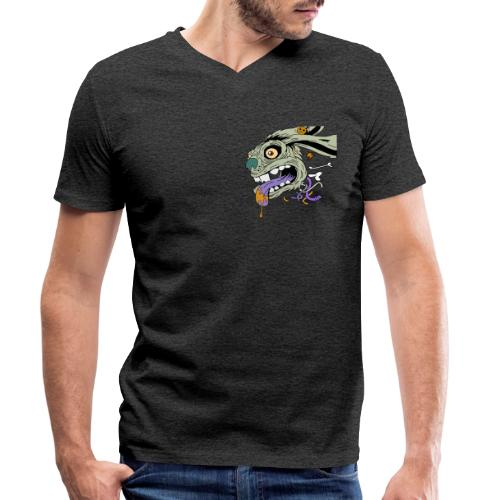 Happy easter - T-shirt bio col V Stanley & Stella Homme