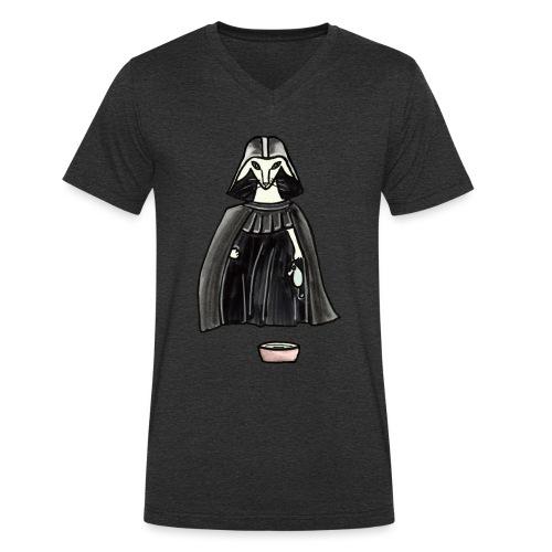 Darth Albert - Ekologisk T-shirt med V-ringning herr från Stanley & Stella