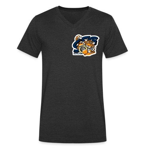 SSG Tiger - Männer Bio-T-Shirt mit V-Ausschnitt von Stanley & Stella