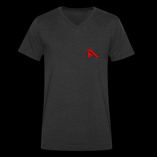 Astron - Men's Organic V-Neck T-Shirt by Stanley & Stella