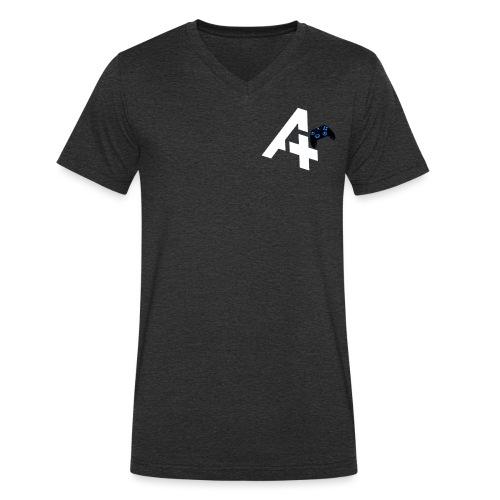 Adust - Men's Organic V-Neck T-Shirt by Stanley & Stella