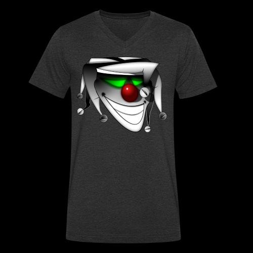 Narr - Männer Bio-T-Shirt mit V-Ausschnitt von Stanley & Stella
