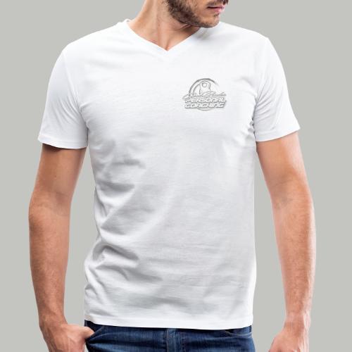 GerdB_GreySquat (bitte max. 40° verkehrt waschen) - Männer Bio-T-Shirt mit V-Ausschnitt von Stanley & Stella