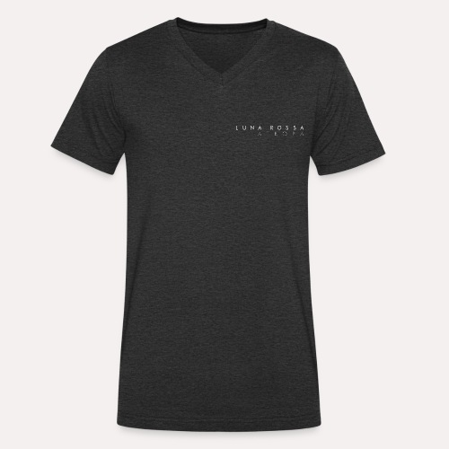 LR-T-Shirt-Design---ATROP - Men's Organic V-Neck T-Shirt by Stanley & Stella