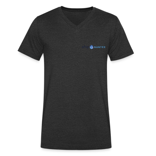 AFUP Nantes - T-shirt bio col V Stanley & Stella Homme