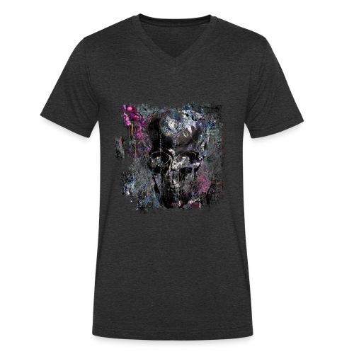 DARK PIVOINE - T-shirt bio col V Stanley & Stella Homme