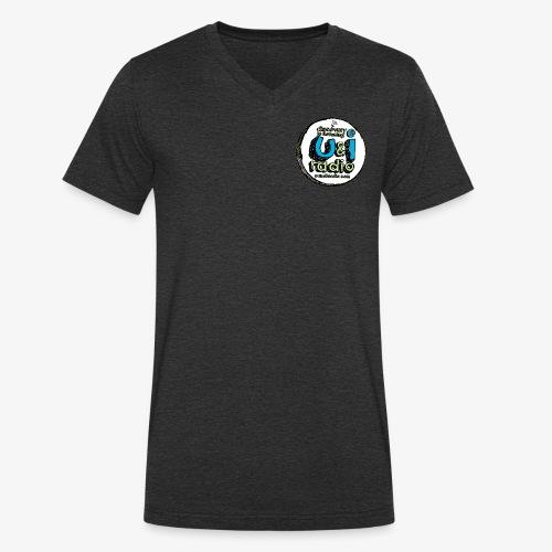 U & I Logo - Men's Organic V-Neck T-Shirt by Stanley & Stella