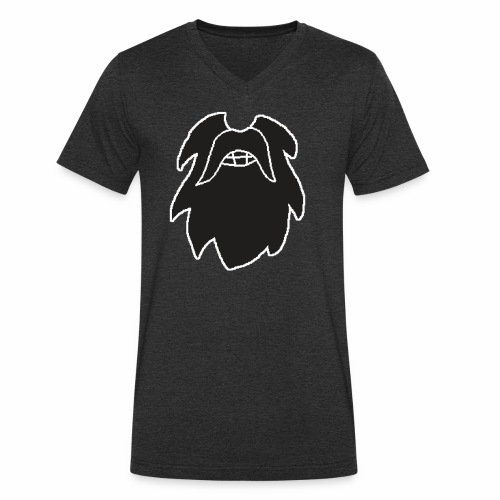 Parta Games Logo T-Shirt - Stanley & Stellan miesten luomupikeepaita