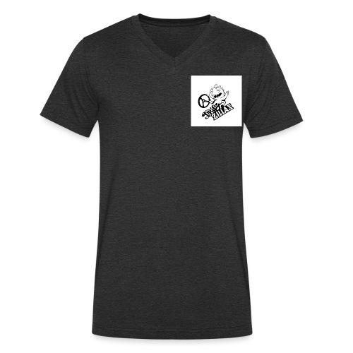 DriftZillas Logo 2017 - Men's Organic V-Neck T-Shirt by Stanley & Stella