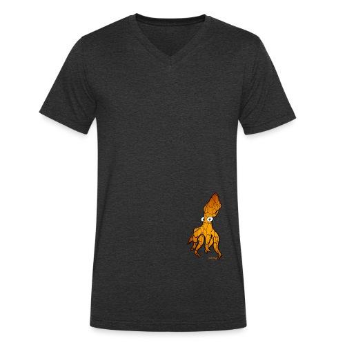 Bio Tshirt Squidder Trucmuche LUI - T-shirt bio col V Stanley & Stella Homme