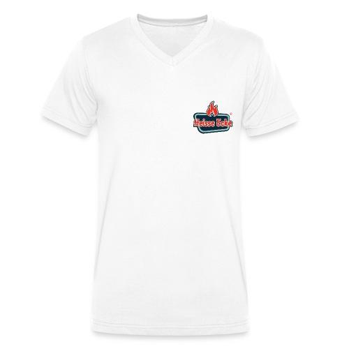 17000900 - Männer Bio-T-Shirt mit V-Ausschnitt von Stanley & Stella