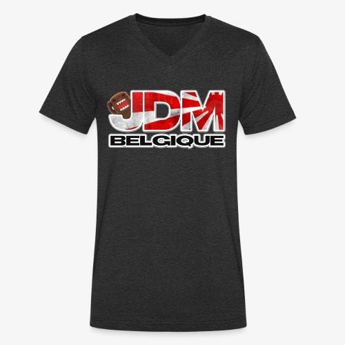 JDM BELGIQUE - T-shirt bio col V Stanley & Stella Homme