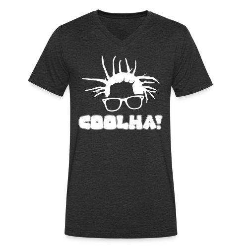 Coolha - T-shirt bio col V Stanley & Stella Homme