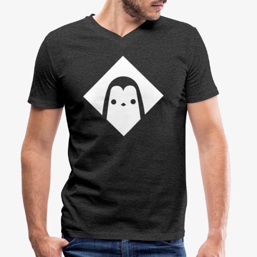 Pingouin - T-shirt bio col V Stanley & Stella Homme
