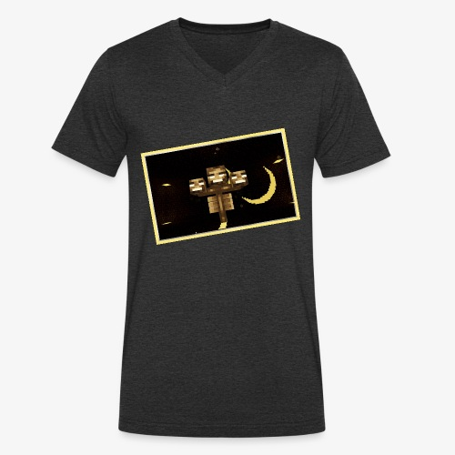 witherdesign - T-shirt bio col V Stanley & Stella Homme