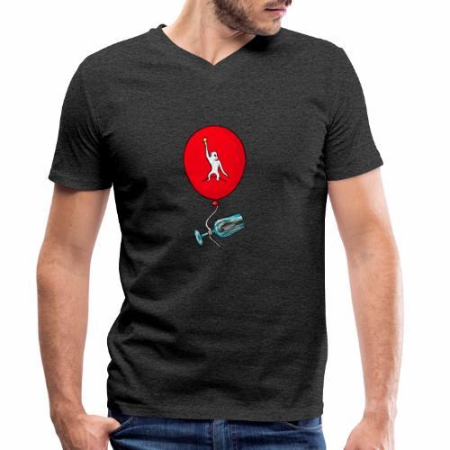 Brewskival ™ - Men's Organic V-Neck T-Shirt by Stanley & Stella